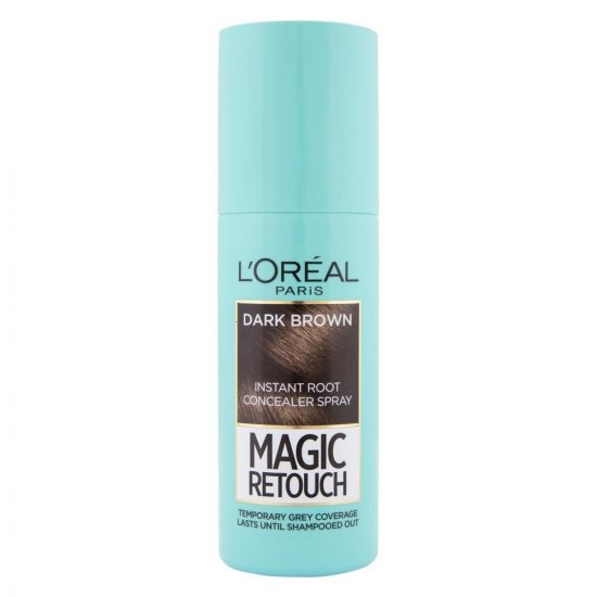 L'Oreal Paris MAGIC RETOUCH SPREJ ZA PRIKRIVANJE IZRASTKA DARK BROWN