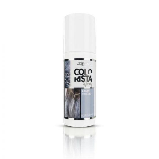 L'Oreal Paris COLORISTA SPRAY GRAY HAIR