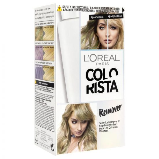 L'Oreal Paris COLORISTA REMOVER 60ML 1