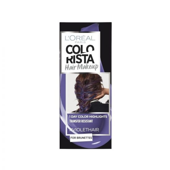 L'Oreal Paris COLORISTA HAIR MAKEUP VIOLET