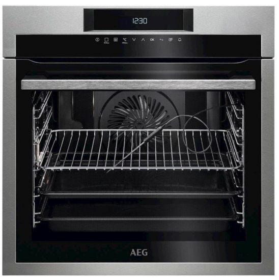 Električna pečica AEG BPE742320M