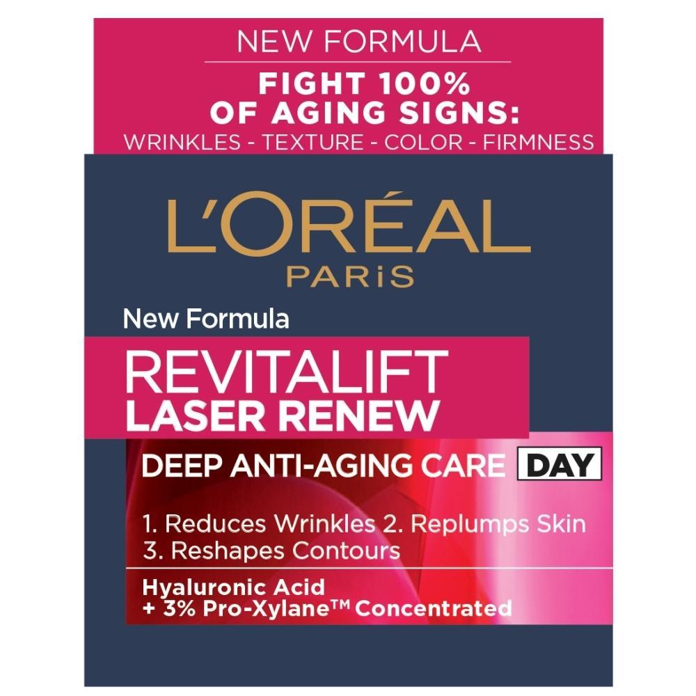 L'Oreal Paris L'Oreal Paris Revitalift Laser Renew Dnevna krema protiv gubam 50 ml