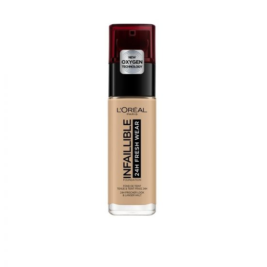 L'Oreal Paris INFALLIBLE TEKOČI PUDER 140 GOLDEN BEIGE