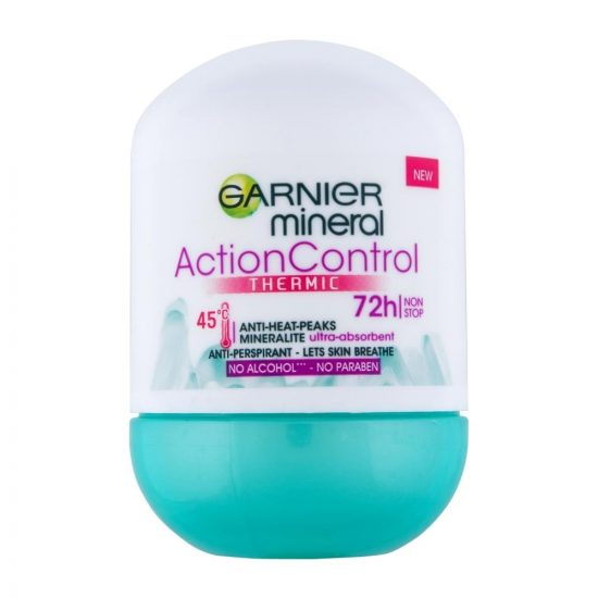 Garnier MINERAL ACTION CONTROL THERMIC ROLL -ON50ML