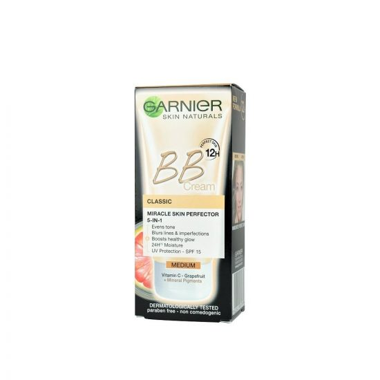 Garnier SKIN ACTIVE MIRACLE PERFECTOR BB KLASIČNA MEDIUM 50ML