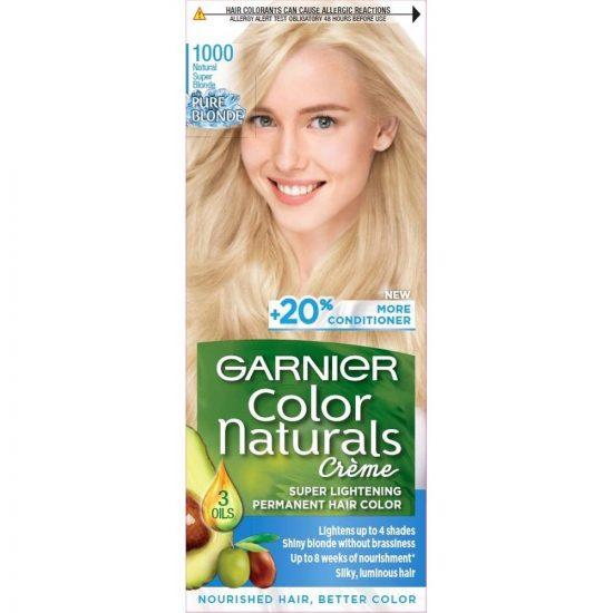 Garnier COLOR NATURALS BARVA ZA LASE 1000