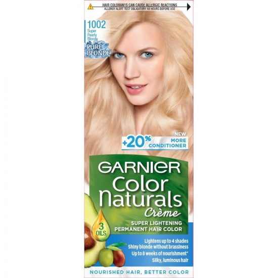 Garnier COLOR NATURALS BARVA ZA LASE 1002