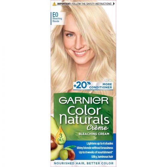 Garnier COLOR NATURALS BARVA ZA LASE E0