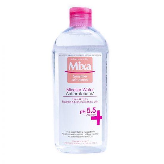 Mixa ANTI-IRRITATIONS MICELARNA VODA 400 ML