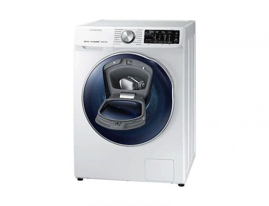 Pralno sušilni stroj Samsung Q drive WD90N644OOW/LE