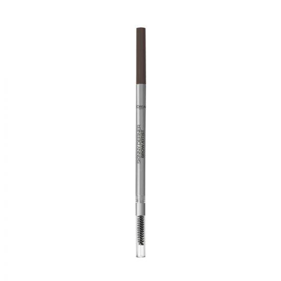 L'Oreal Paris L'Oreal Paris Brow Artist Skinny Definer svinčnik za obrvi 108 Dark Brunette