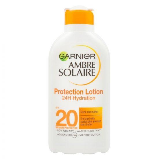Garnier Garnier Ambre Solaire bronze mleko SPF20 200ml
