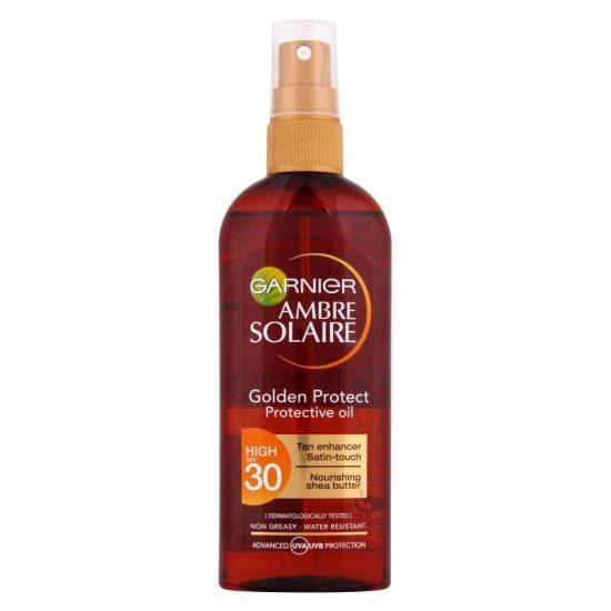 Garnier Garnier Ambre Solaire golden protect olje v spreju SPF30 150ml