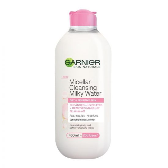 Garnier Garnier Skin Naturals Micelarna mlečna voda 400 ml
