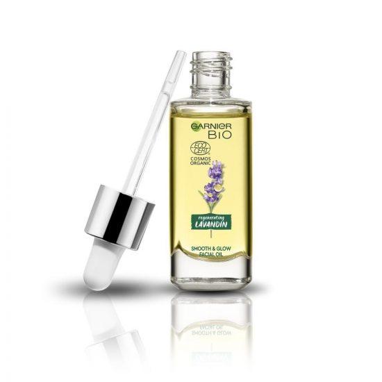 Garnier Garnier Bio Anti-age olje za obraz 30 ml 1