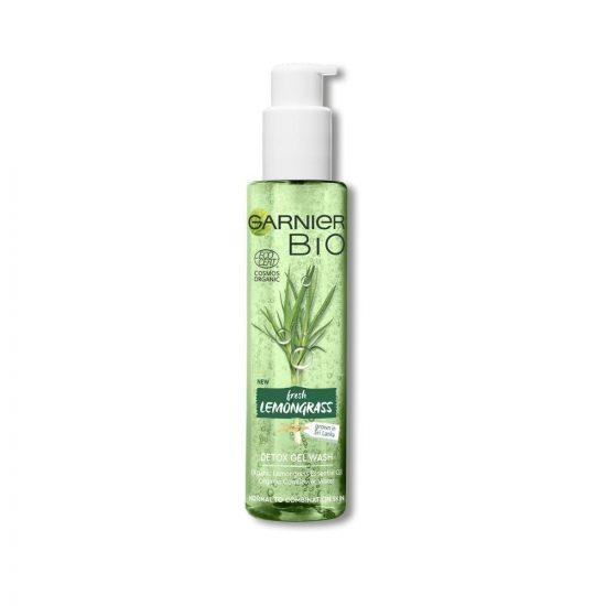 Garnier Garnier Bio Lemongrass razstrupitveni gel za čišćenje obraza 150 ml