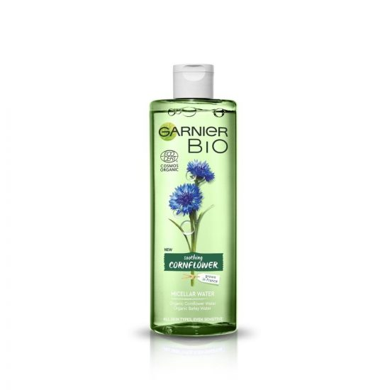 Garnier Garnier Bio Cornflower micelarna voda 400 ml