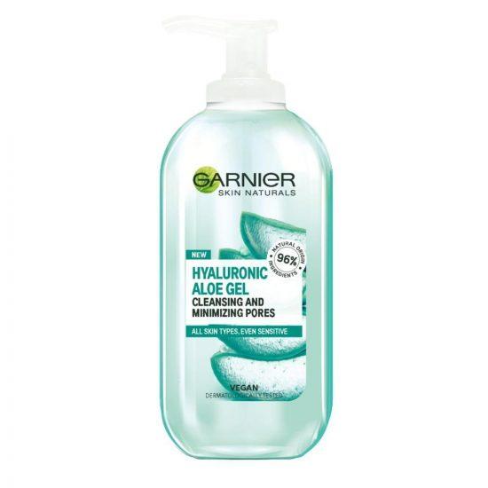 Garnier Garnier Skin Naturals Hyaluronic Aloe gel za umivanje 200 ml