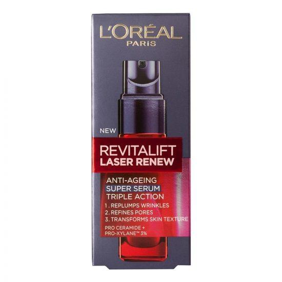 L'Oreal Paris REVITALIFT LASER X3 SERUM PROTI GUBAM 30ML
