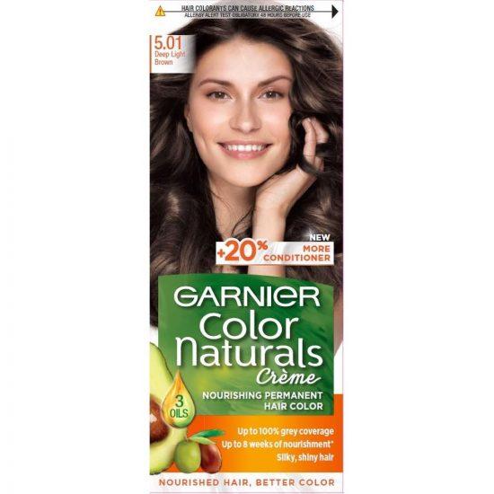 Garnier COLOR NATURALS BARVA ZA LASE 5.01