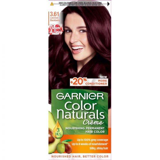 Garnier COLOR NATURALS BARVA ZA LASE 3.61