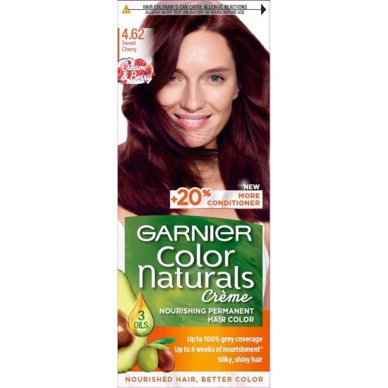 Garnier COLOR NATURALS BARVA ZA LASE 4.62