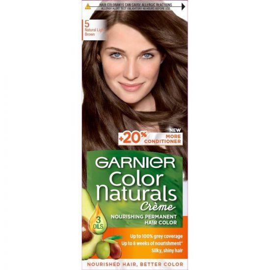 Garnier COLOR NATURALS BARVA ZA LASE 5
