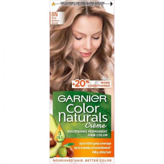 Garnier COLOR NATURALS BARVA ZA LASE 8N