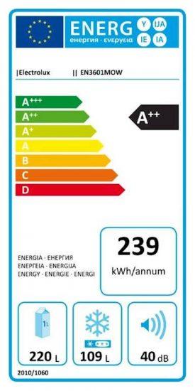 Hladilnik ELECTROLUX EN3601MOW