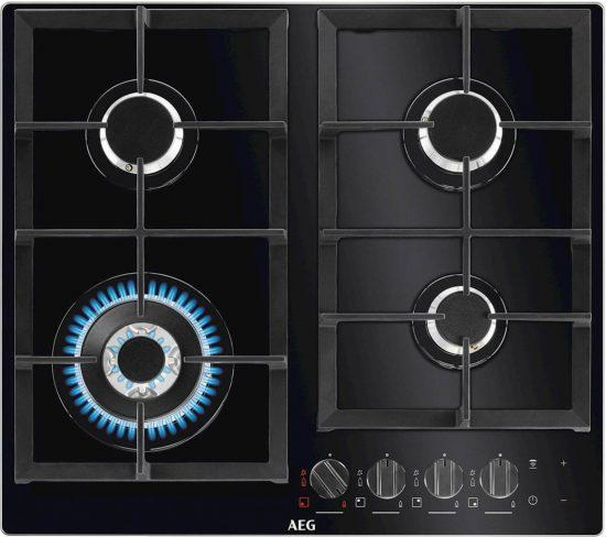 Kuhalna plošča AEG HKB64540NB