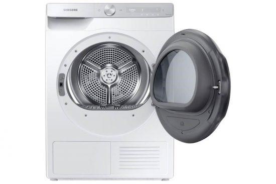 Sušilni stroj SAMSUNG DV90T8240SH/S7 Premium 9kg s toplotno črpalko