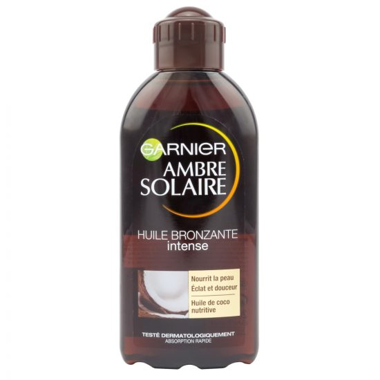 Garnier Garnier Ambre Solaire Oil Bronze Coco olje za porjavitev 200ml