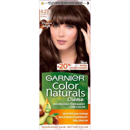Garnier Garnier Color Naturals Barva za lase 4.23