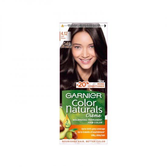 Garnier Garnier Color Naturals barva za lase 4.12