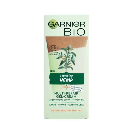 Garnier Garnier Bio Hemp obnovitvena krema 50 ml
