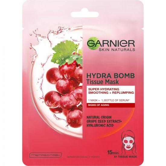 Garnier Garnier Skin Naturals Hydra Bomb Anti-aging maska za obraz 32g