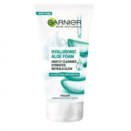Garnier Garnier hyaluronic aloe pena za čiščenje