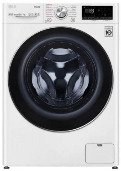 LG Pralno sušilni stroj F4DV710S2E