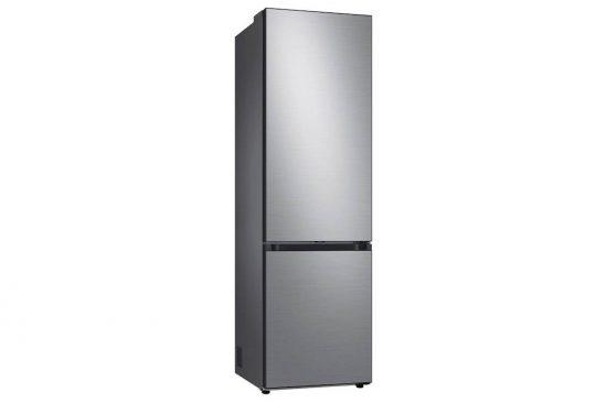 Hladilnik Samsung RB38A7B63S9/EF BESPOKE srebrna